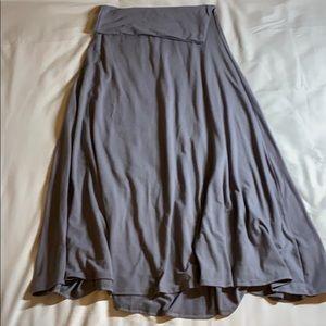 LuLaRoe Maxi skirt - XS